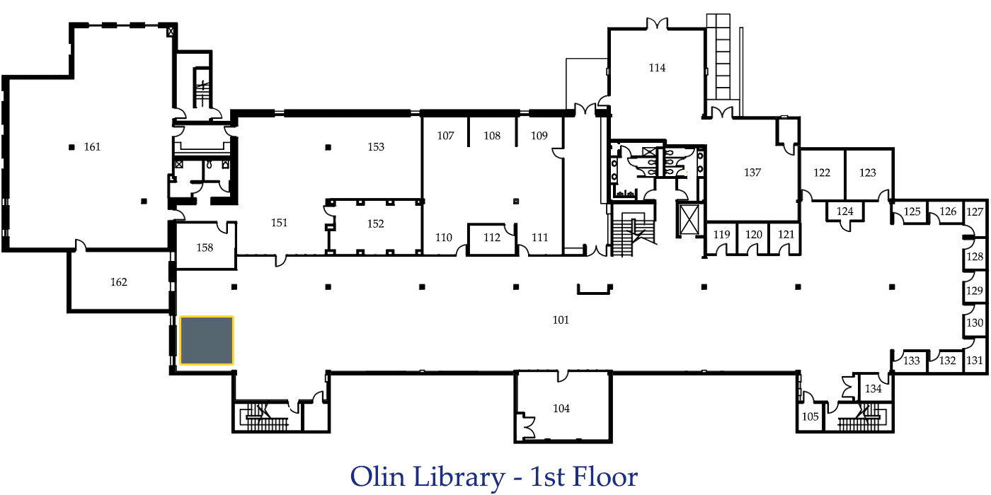Find A Room In The Library Request Forms Olin Library Rollins College Orlando Fl